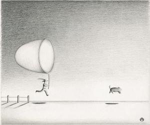Runaway pig (2014)
